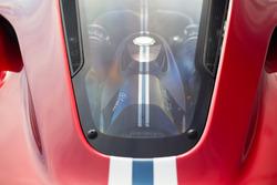 Un détail de Ferrari