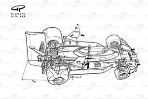Brabham BT44B 1975 overview