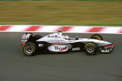 David Coulthard, McLaren MP4/12 Mercedes