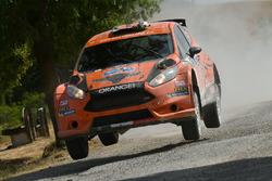 Simone Campedelli, Pietro Elia Ometto, Ford Fiesta R5 #2