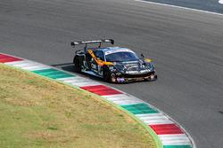 Ferrari 488-S.GT3 #46 Black Bull Swisse Racing: Gai-Rugolo