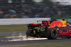 Max Verstappen, Red Bull Racing sparks
