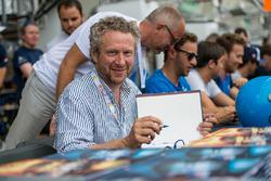 Philippe Graton, auteur de Michel Vaillant