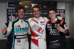 Press Conference, Norbert Michelisz, M1RA, Honda Civic TCR, Jean-Karl Vernay, Leopard Racing Team WR
