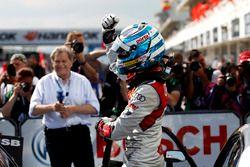 Ganador de la carrera René Rast, Audi Sport Team Rosberg, Audi RS 5 DTM
