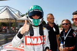 Il vincitore Alberto Cerqui, MINI Italia