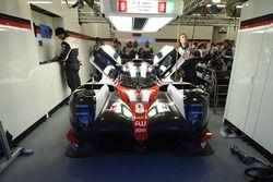 #9 Toyota Gazoo Racing Toyota TS050 Hybrid : Jose Maria Lopez, Yuji Kunimoto, Nicolas Lapierre