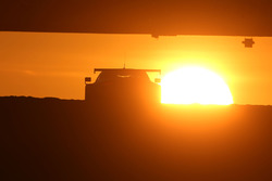 Sunrise at Le Mans