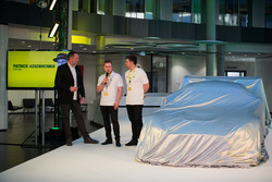 Patrick Simon, Patrick Assenheimer und Kenneth Heyer, HTP Motorsport