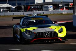 #69 Champ 1 Racing, Mercedes AMG GT3: Pablo Perez Companc