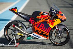 Moto de Bo Bendsneyder, Red Bull KTM Ajo