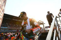 Il secondo classificato Chaz Davies, Ducati Team