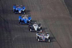 Will Power, Team Penske Chevrolet, mène