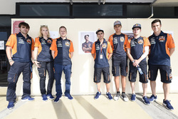Darryn Binder, Platinum Bay Real Estate, Bo Bendsneyder, Red Bull KTM Ajo, Aki Ajo, Antonelli mirand