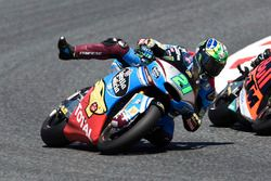 Franco Morbidelli, Marc VDS, almost crashing