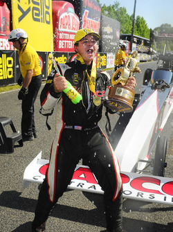 1. Top Fuel: Steve Torrence