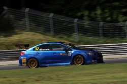 Луиджи Феррара, Top Run Motorsport, Subaru WRX STi TCR