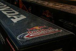 Red Bull Honda truck