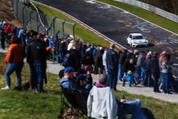 #802 Mathilda Racing, Volkswagen Golf GTI TCR: Andreas Gülden, Benjamin Leuchter