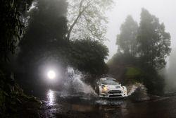 15 KOLTUN Jaroslaw PLESKOT Ireneusz Ford Fiesta R5