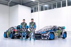 Andreas Bakkerud, Ken Block, Hoonigan Racing Division, Ford Focus