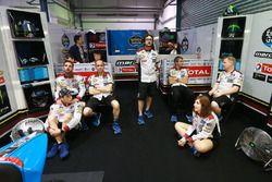 Alex Márquez, Marc VDS con el equipo