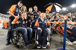 Pitt Beirer, Al-Attiyah, Red Bull KTM Factory Racing