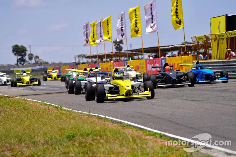 JK Tyre Racing Championship, Coimbatore