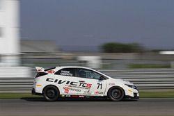Fabiani-Fabiani, MM Motorsport, Civic Type R-TCS2.0