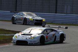 #87 ショップチャンネル ランボルギーニ GT3:細川慎弥, 佐藤公哉