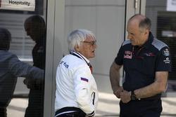 Bernie Ecclestone, Franz Tost, Scuderia Toro Rosso