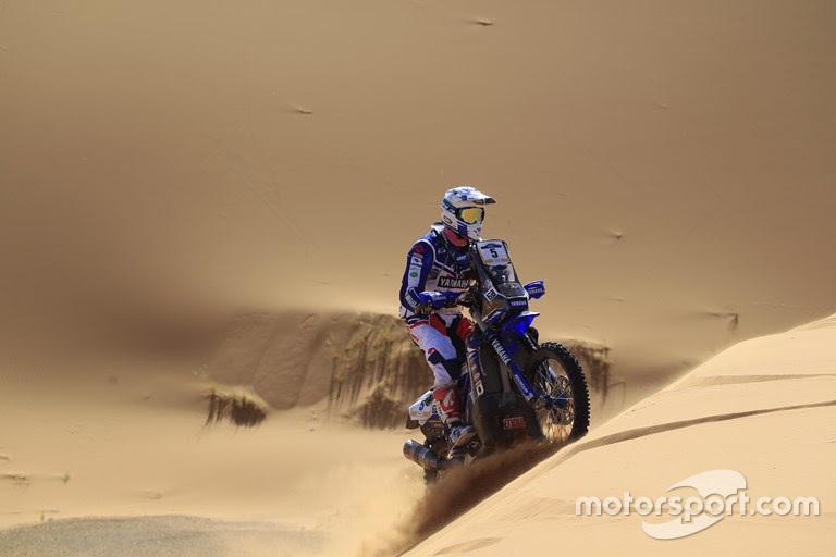 Xavier de Soultrait, Yamaha Official