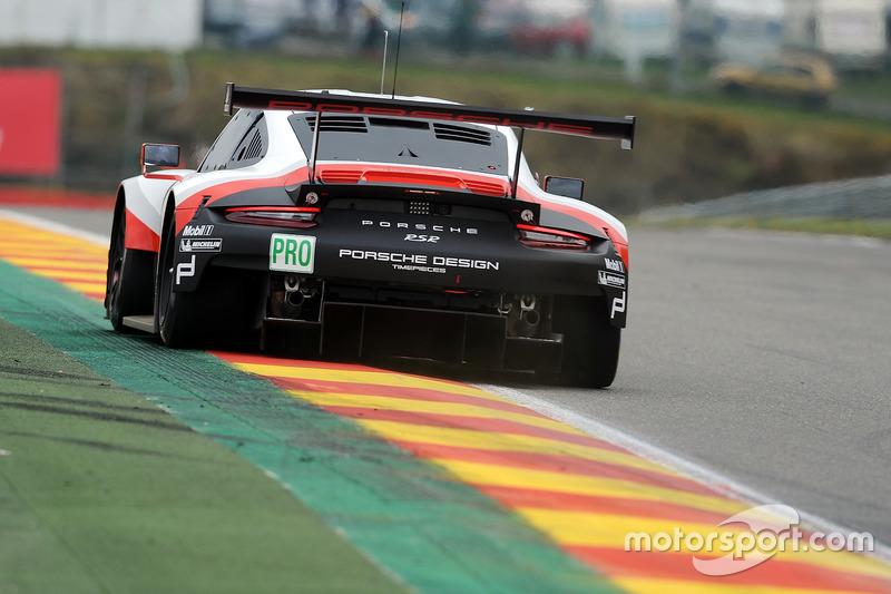 91 Porsche Team 911 RSR Richard Lietz Frdric Makowiecki