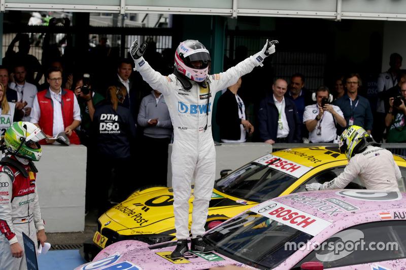 Gewinner: Lucas Auer (Mercedes)