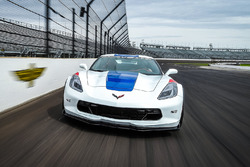 Corvette pace car Grand Sport Indy 500