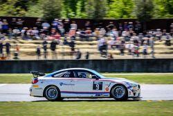 #9 BMW Team France, BMW M4 EKRIS GT4: Julien Piguet, Frédéric Johais