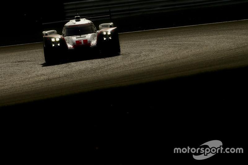 8. #1 Porsche Team Porsche 919 Hybrid: Neel Jani, Andre Lotterer, Nick Tandy