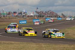 Omar Martinez, Martinez Competicion Ford, Mauricio Lambiris, Martinez Competicion Ford, Alan Ruggier