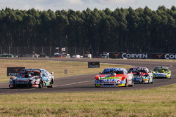 Christian Ledesma, Las Toscas Racing Chevrolet, Jonatan Castellano, Castellano Power Team Dodge, Jua