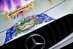 Detail #75 SunEnergy1 Racing Mercedes AMG GT3: Kenny Habul, Tristan Vautier