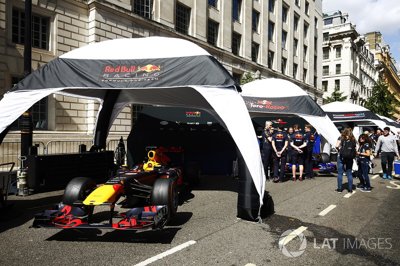 Tenda Red Bull Racing