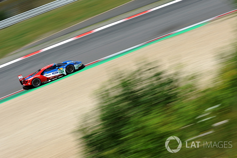5. GTE-Pro: #67 Ford Chip Ganassi Racing, Ford GT