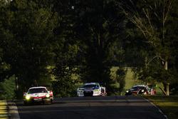 #912 Porsche Team North America Porsche 911 RSR: Gianmaria Bruni, Laurens Vanthoor, #57 Stevenson Motorsports Audi R8 LMS GT3: Andrew Davis, Lawson Aschenbach