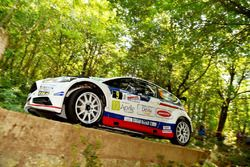 Giuseppe Bergantino, Fabio Grimaldi, Ford Fiesta R5, New Jolly Motors