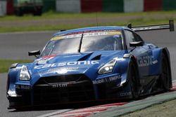 #12 Team Impul Nissan GT-R Nismo GT3: Hironobu Yasuda, Jann Mardenborough