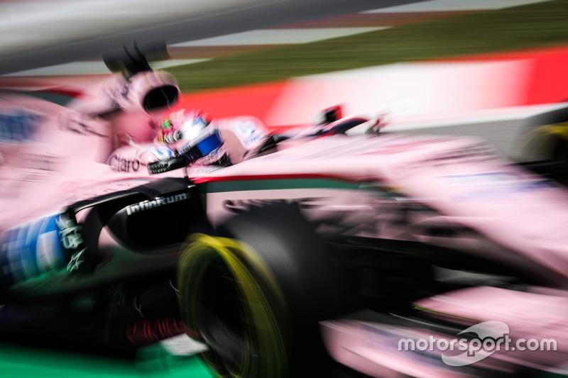 Gewinner: Sergio Perez
