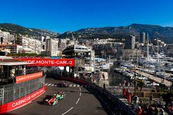 Daniel Abt, ABT Schaeffler Audi Sport; Sam Bird, DS Virgin Racing