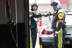 Mechnaiker am #99 Rowe Racing, BMW M6 GT3