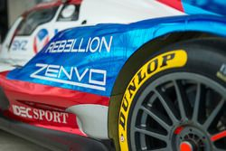 Detalle del Rebellion Racing