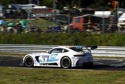 #1 Black Falcon, Mercedes-AMG GT3: Maro Engel, Adam Christodoulou, Yelmer Buurman, Manuel Metzger, Tobias Neuser